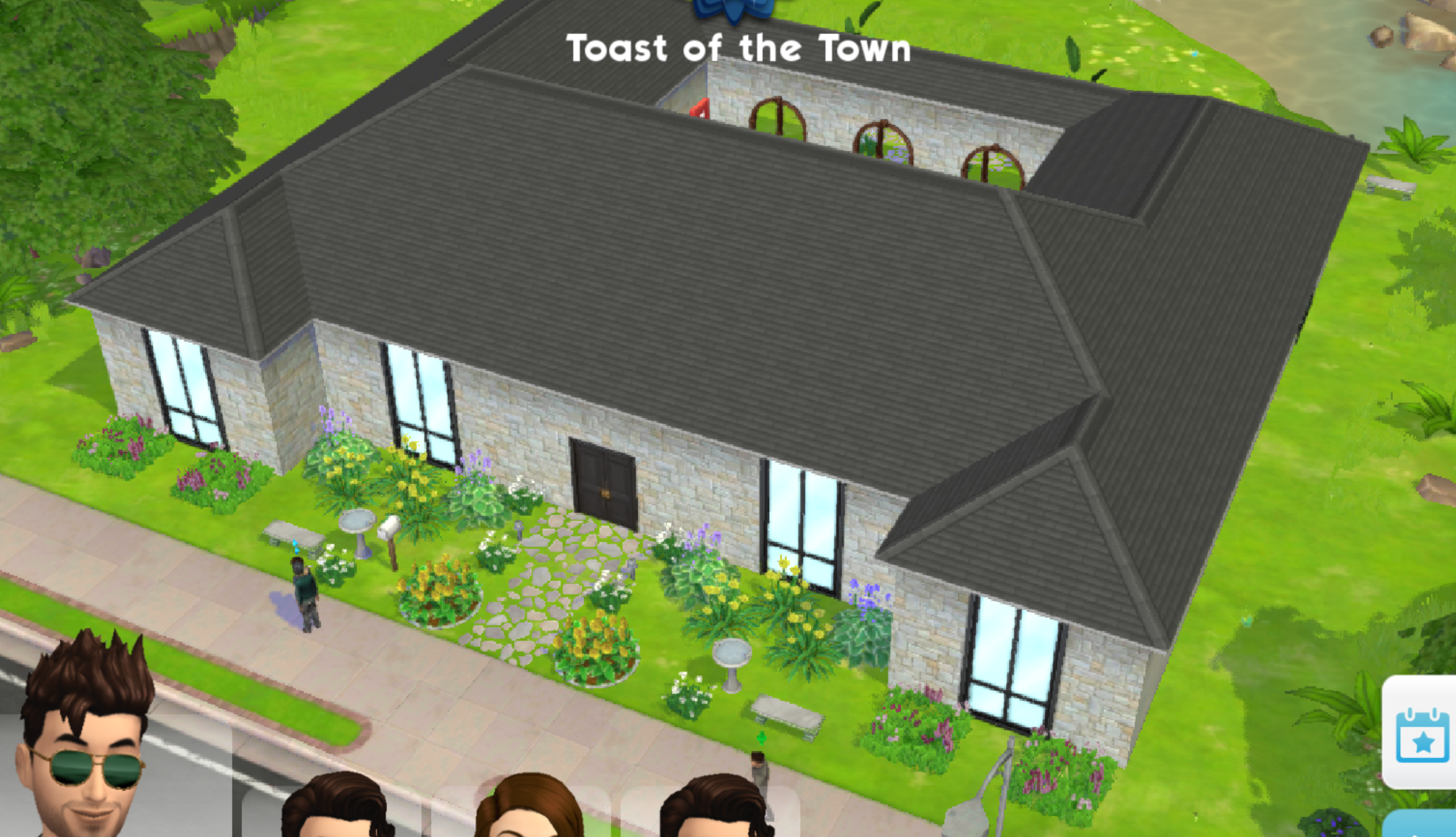 The Sims Mobile Best House Designs Home Decorating Sims House Cool House Designs Sims House Plans