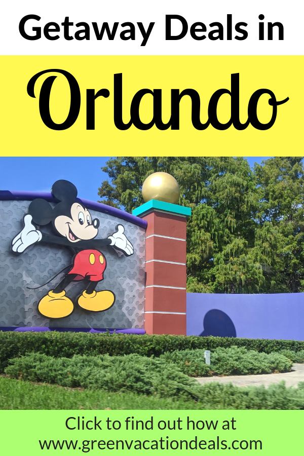 Getaway Deals in Orlando Florida hotels, Hotels near