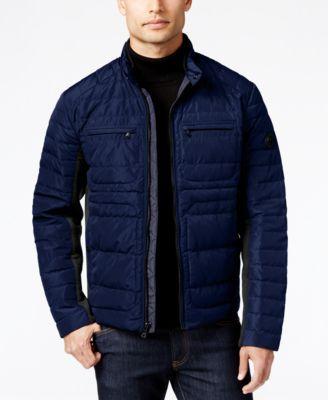 c9d3b2a4955 MICHAEL KORS MICHAEL Michael Kors Big   Tall Moto Down Jacket.  michaelkors   cloth   coats