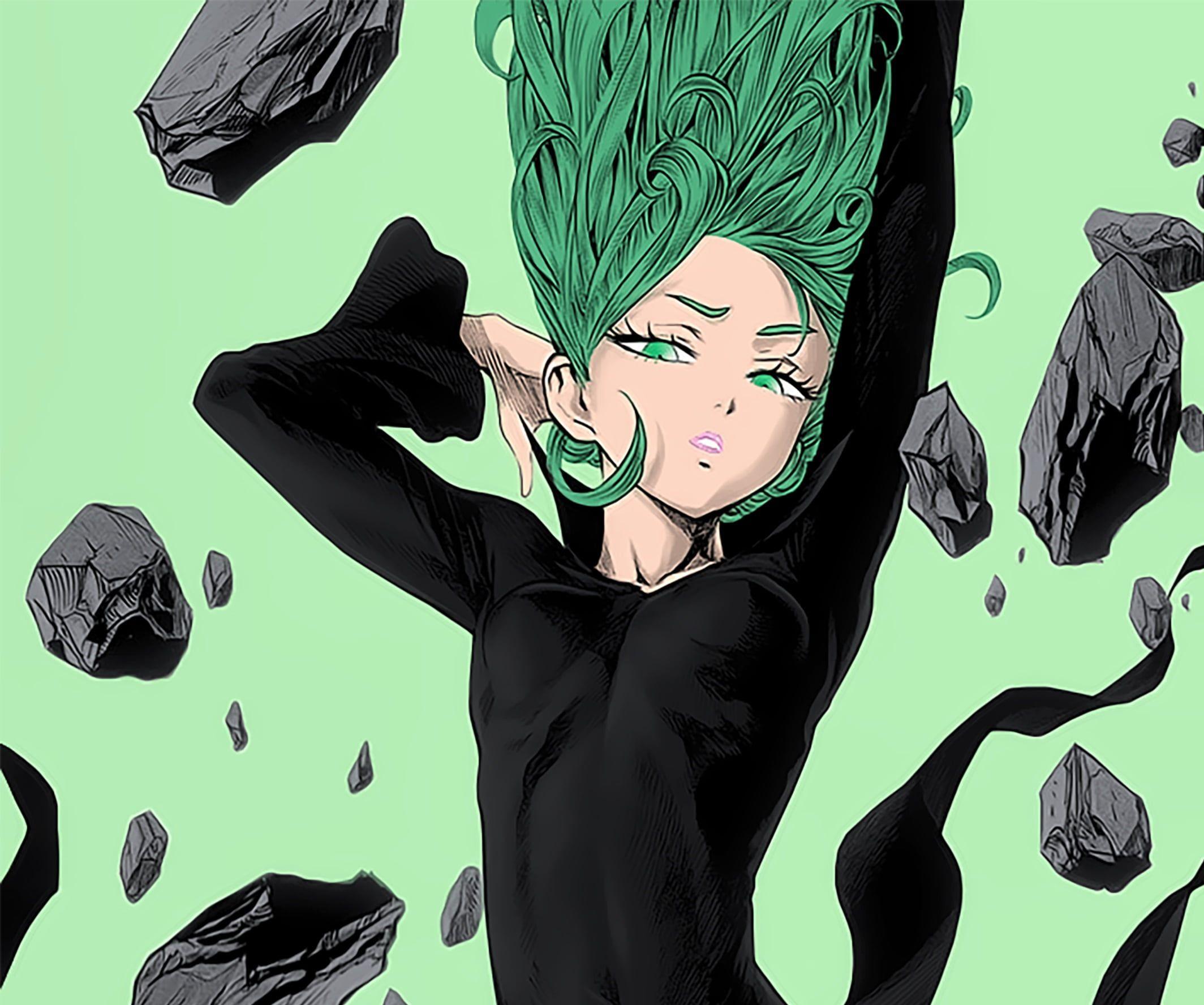 Anime One Punch Man Green Hair One Punch Man Season 2 Tatsumaki One Punch Man 1080p Wallpaper Hdwallp In 2021 One Punch Man One Punch Man Anime Anime Wolf Girl Anime wallpaper green hair