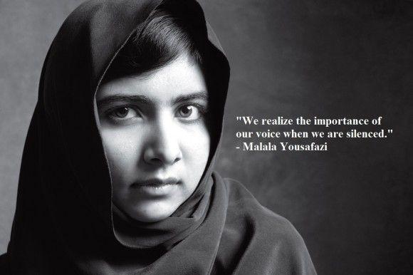 An voice can effect the world. | I am Malala | Pinterest | Home ...