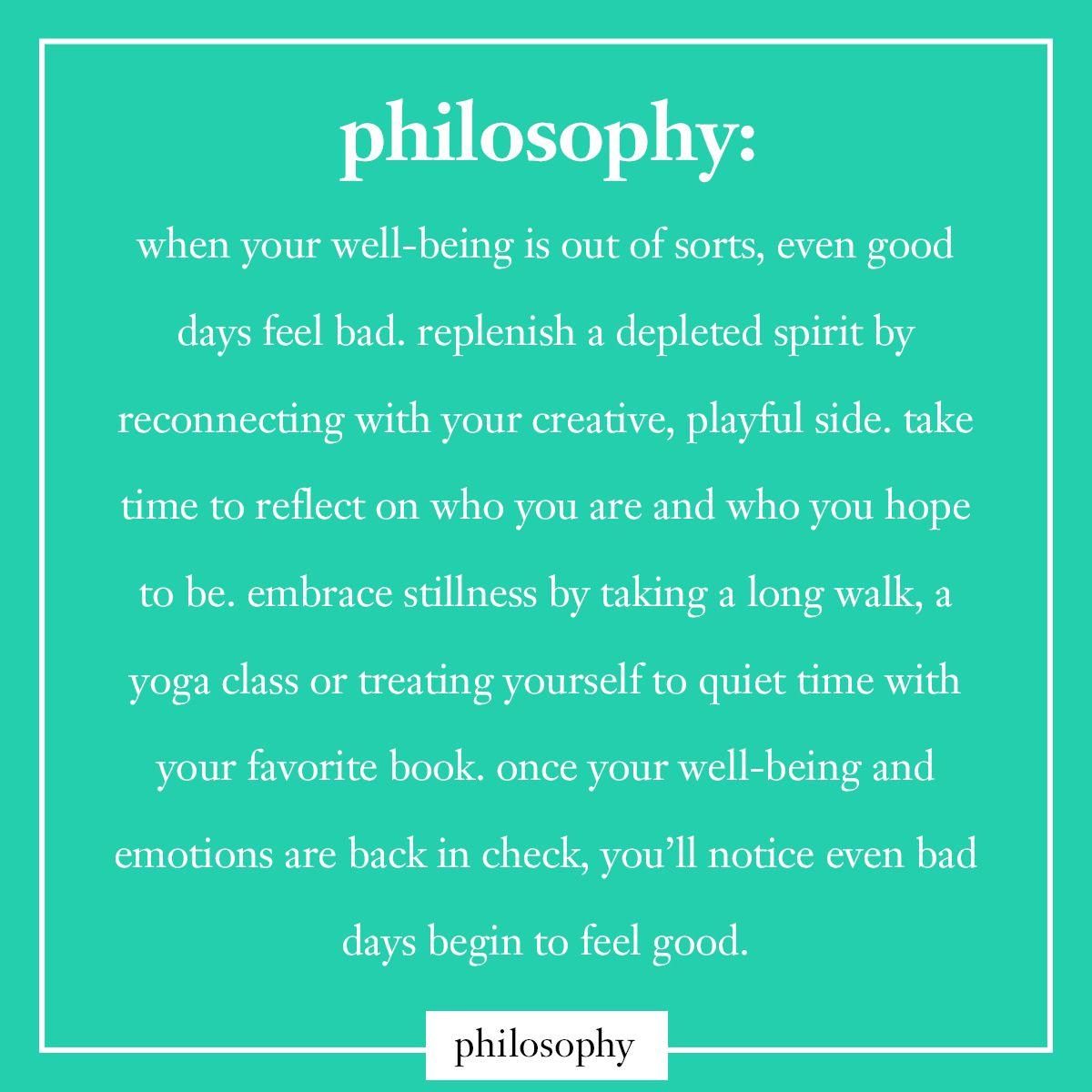Philosophy Skin Care Fragrance Bath Body Gifts Philosophy Skin Care Sayings And Phrases Note To Self