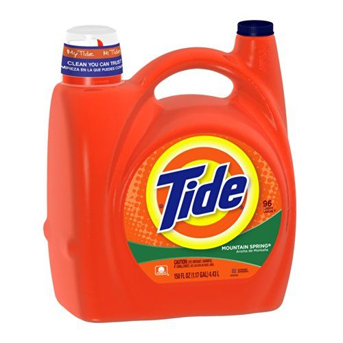 Tide Mountain Spring Scent Liquid Laundry Detergent 150 O Https