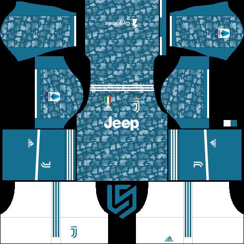 Juventus Kit 2019 20 For Dream League Soccer 2019 Ristechy Barcelona Soccer Juventus Soccer