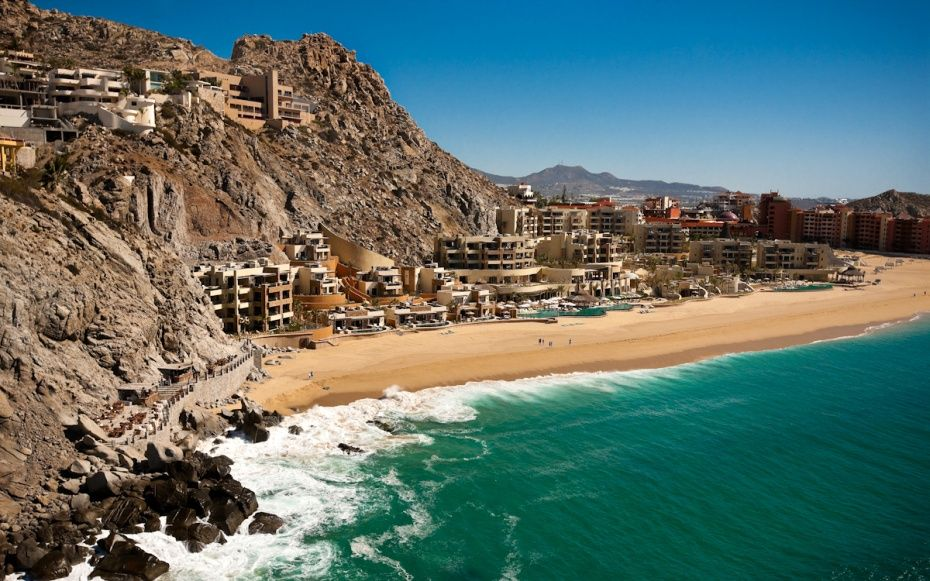 This 96 Room Gem On Mexico S Gorgeous Baja Peninsula Gives New Meaning To The Cliché Location A Sublime Oceanfront Setting Within
