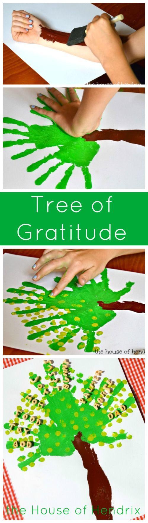 A Tree of Gratitude