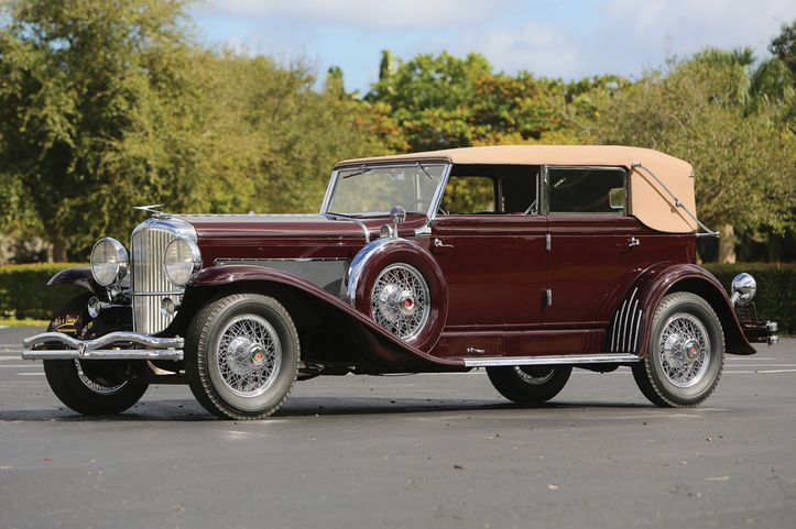 Duesenberg Model SJ 1934