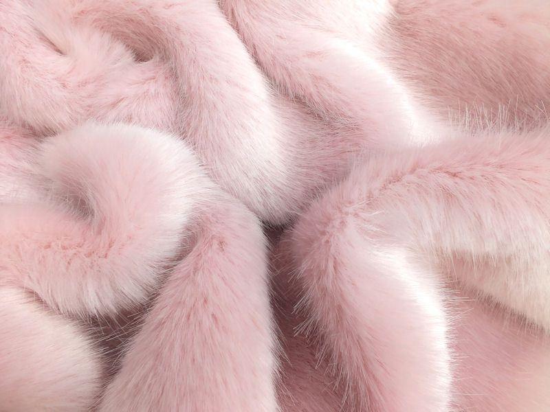 Faux fur Fabric - Pink Mink 30mm Pile - Mohair bears - Artist Bear - Fur coat in Dolls & Bears, Bears, Accessories | eBay!