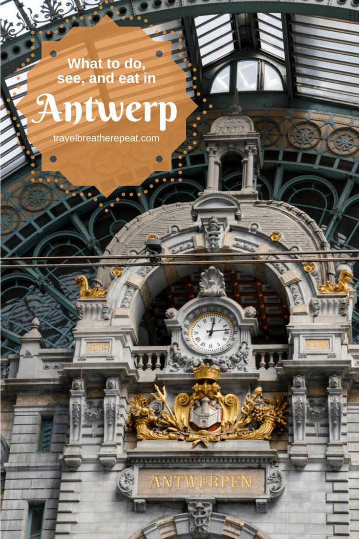 City Guide What To Do In Antwerp Antwerpen Belgie Steden