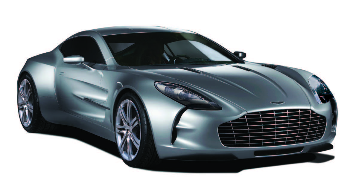 20102012 Aston Martin One77. Discover more about our