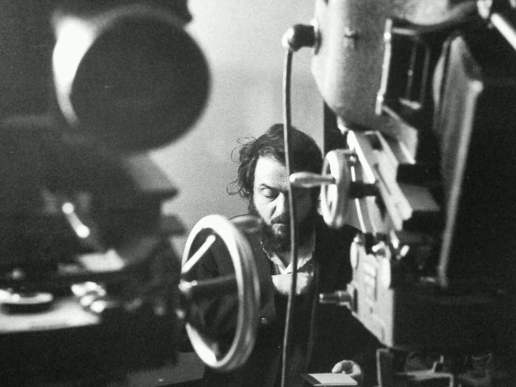 """""""The test of a work of art is, in the end, our affection for it, not our ability to explain why it's good."""" —KUBRICK"""