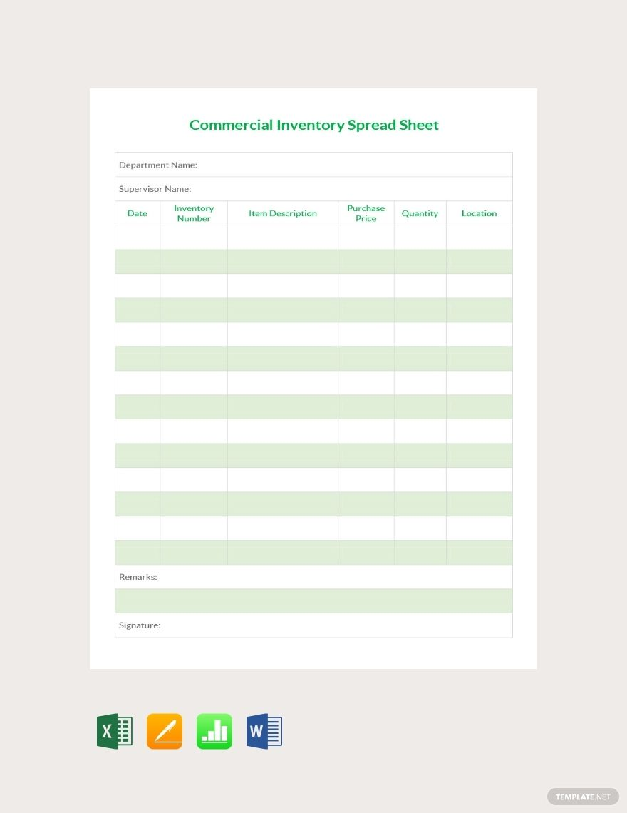 Free Commercial inventory Spreadsheet Template #AD, , #Ad, #Commercial, #Free, #inventory, #Template, #Spreadsheet