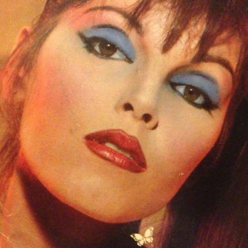 80s rock style makeup saubhaya makeup