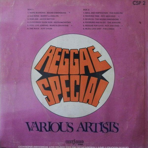 Various Reggae Special Buy Lp Comp At Discogs Reggae Saddest Songs Album Covers