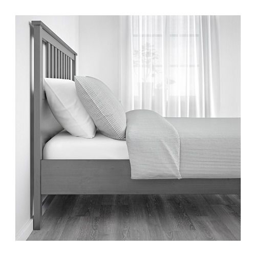Hemnes Bettgestell Grau Lasiert Ikea Deutschland Verstellbare Betten Ikea Hemnes Bett Bettgestell