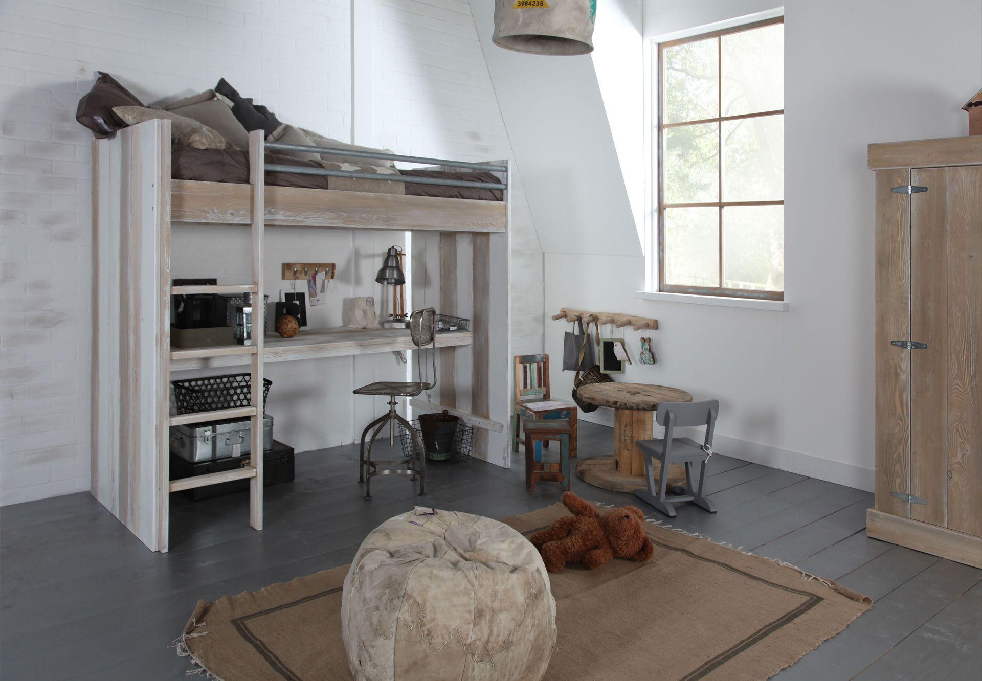 Loft designs adding second floor to modern interiors decor