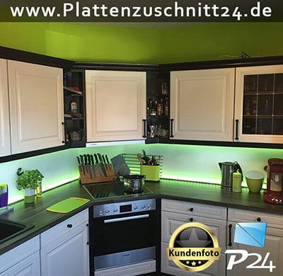 k chenr ckwand aus plexiglas satiniert tapeten kitchen home decor und home improvement. Black Bedroom Furniture Sets. Home Design Ideas