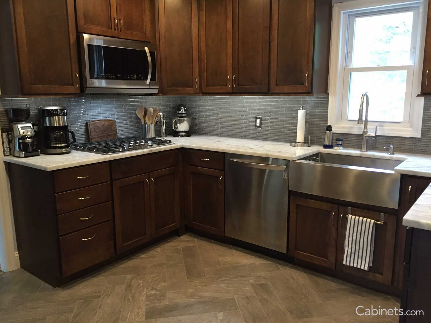 Colonial Maple Pecan Kitchen Design Online Kitchen Cabinets Cozy Living Room Furniture