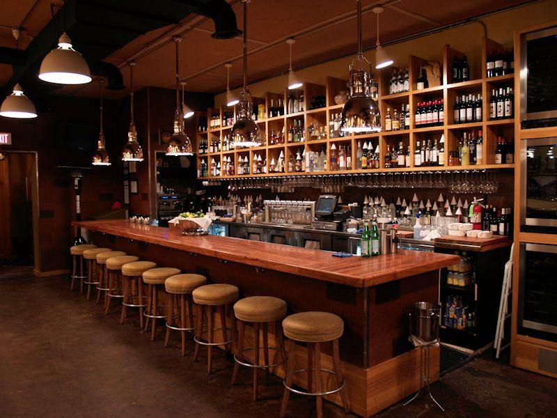 Mesquite Bar Top