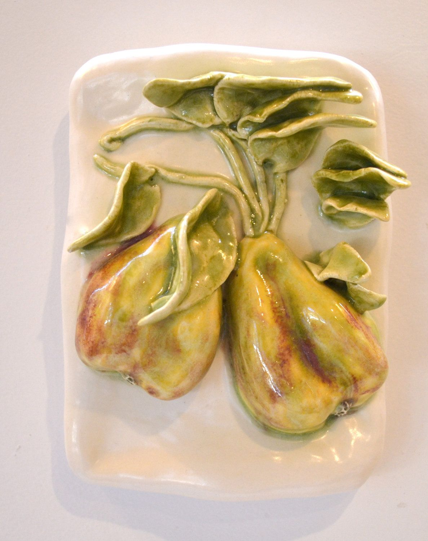 Kitchen Tiles Fruit Design traditional italian relief tiles fruit designs - google search