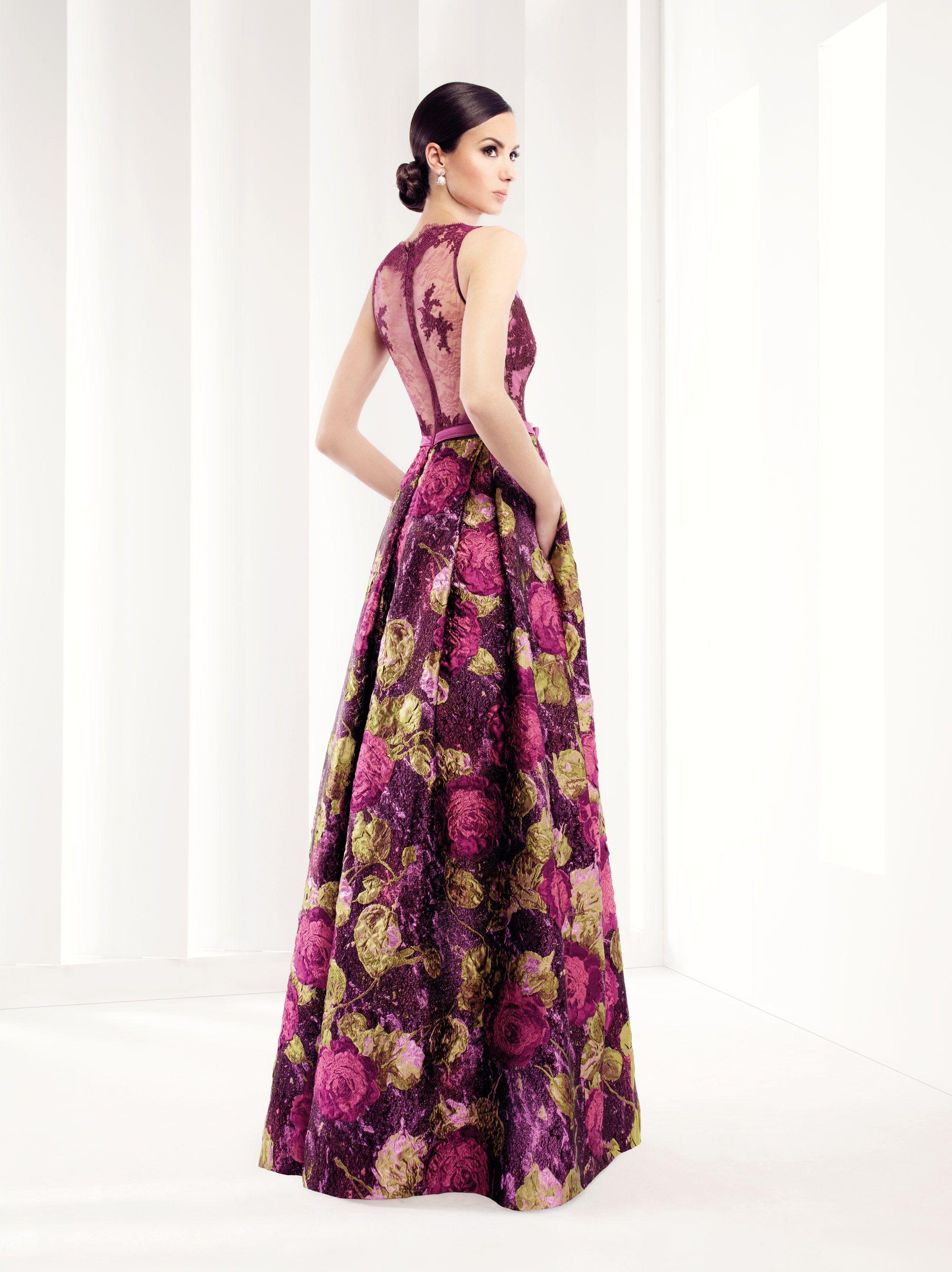 patricia avendaño platinum vestido pinterest brokat