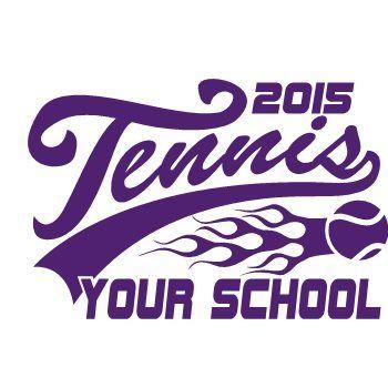 New Tennis design TE 2517a. #tennis #team #sports #school