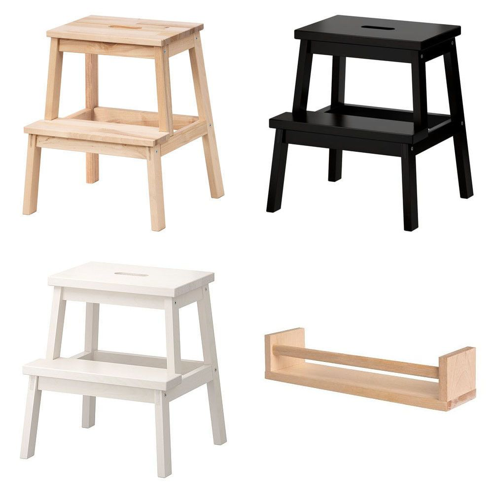 Ikea Bekvam Hocker Holzhocker Schemel Tritthocker 50cm Stufenhocker Birke Weiss Mobel Wohnen Mobel Sitzbanke Hocker Holzhocker Hocker Holz Tritthocker