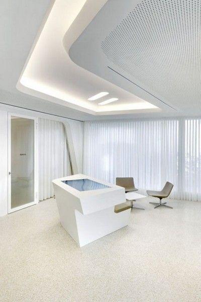 Modern Bank Interior Design Raiffeisen In Zurich 이미지 포함