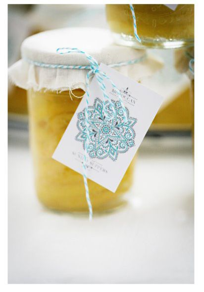 What A Cute Parting Gift For A Southern Night Themed Wedding