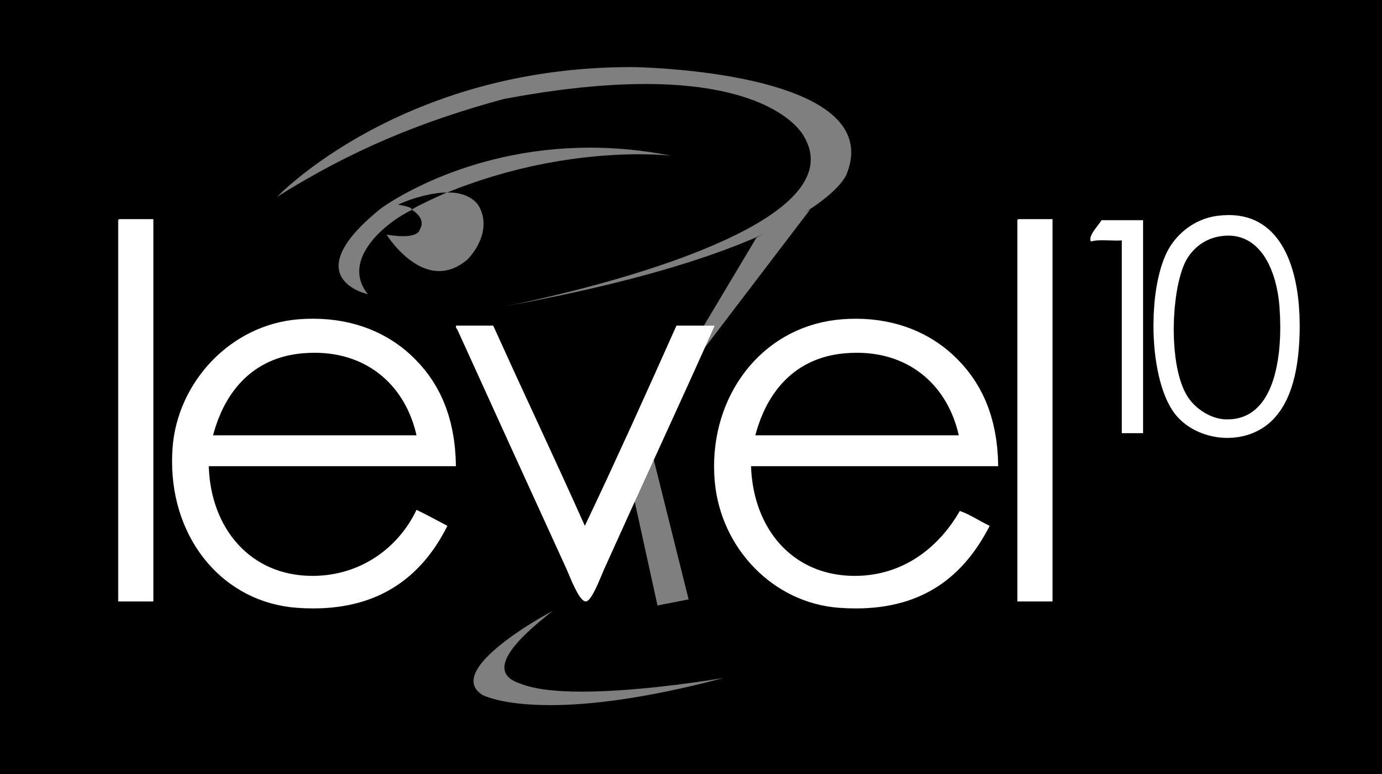 Level 10 Martini Lounge Vimeo Logo Company Logo Logos