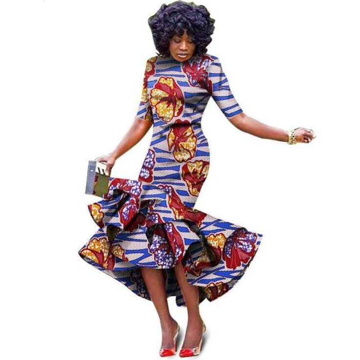 African Dress For Mothers Dresses