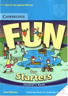 Sach Fun For Starter Teacher Book