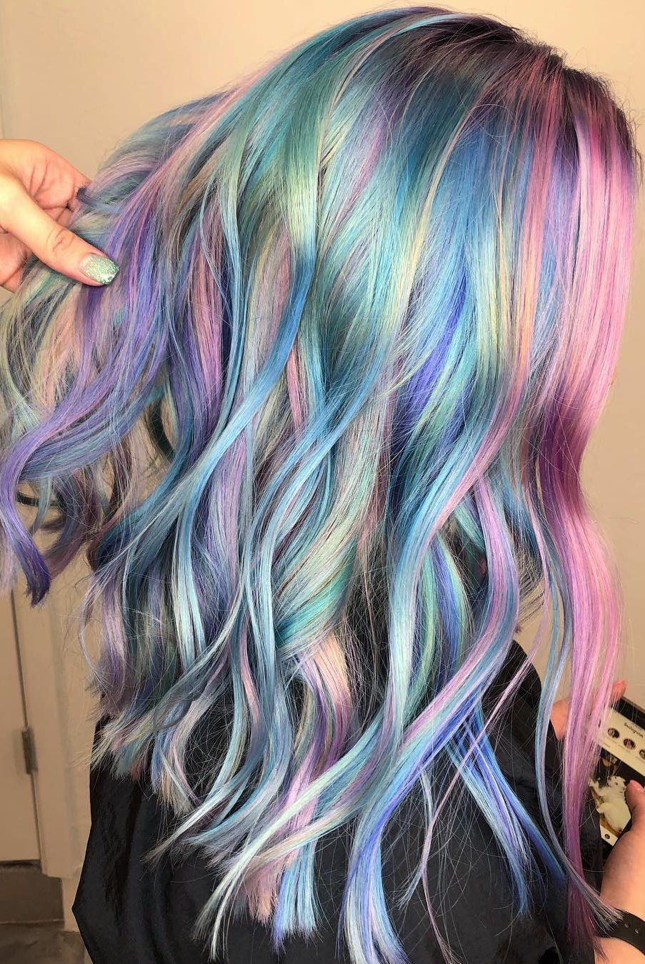 12 Mermaid Hair Ideas That Will Transform You Into a Real ...