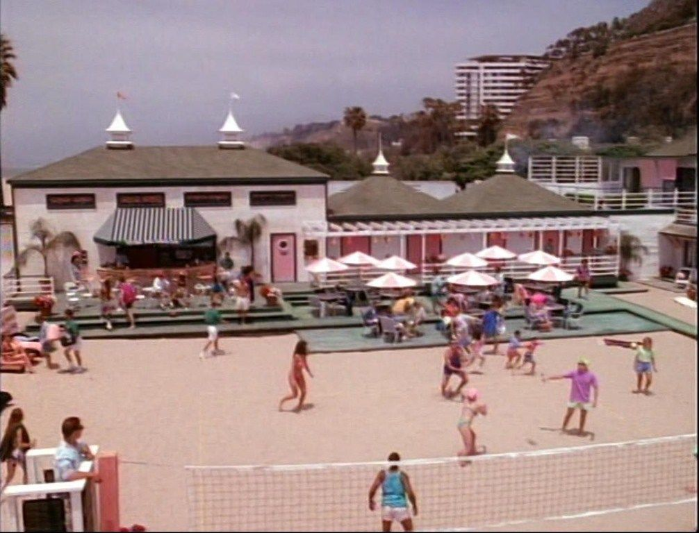 Image Result For Beverly Hills 90210 Beach Club