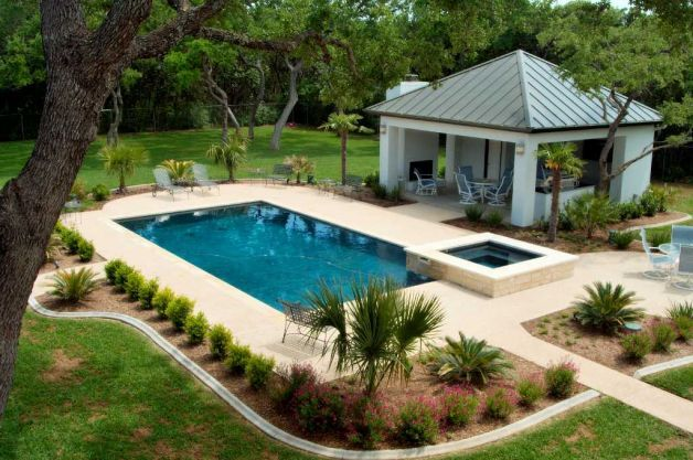 The Perfect Time For A Pool Pool Designs Swimming Pool