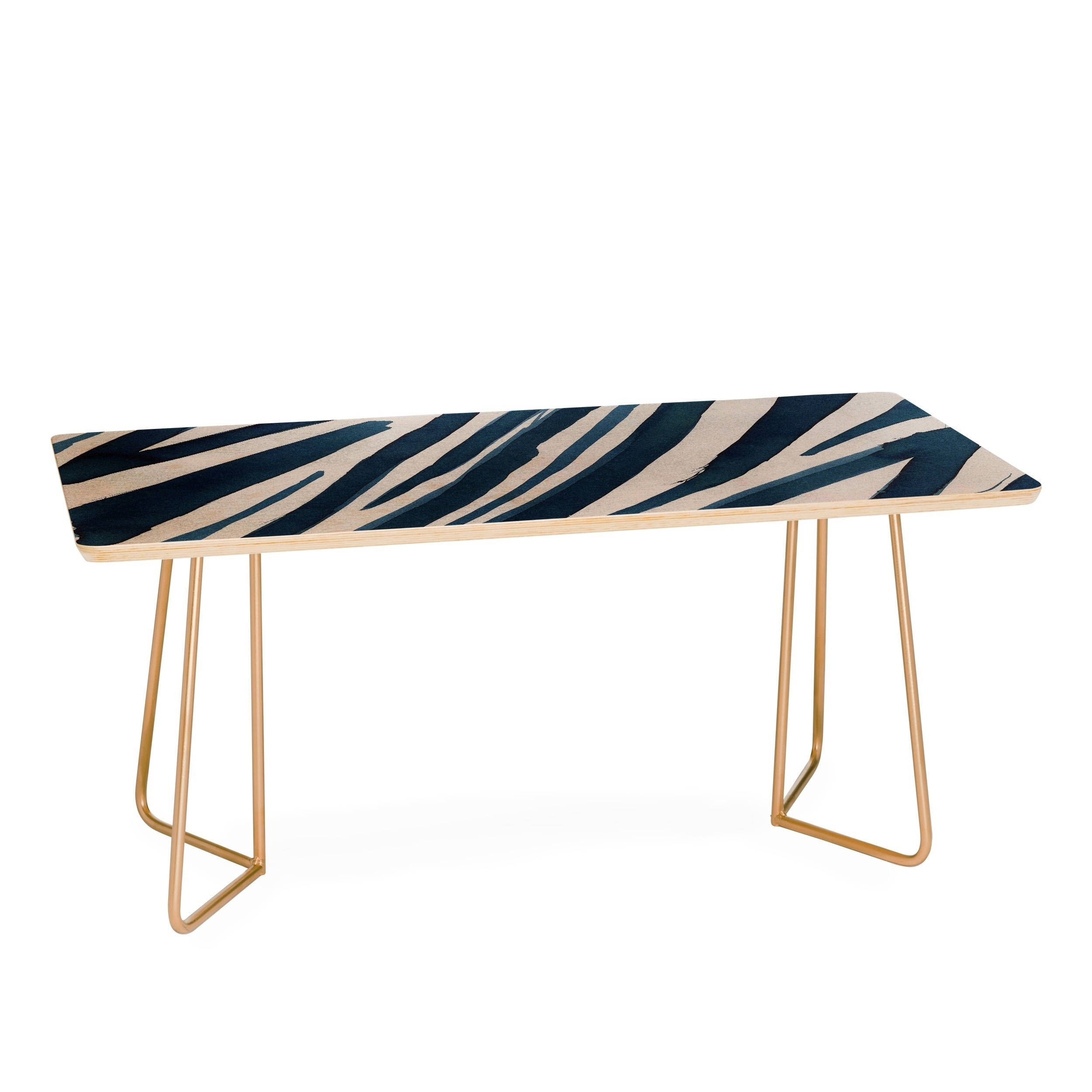 Deny Designs Elena Blanco Flow Coffee Table Products