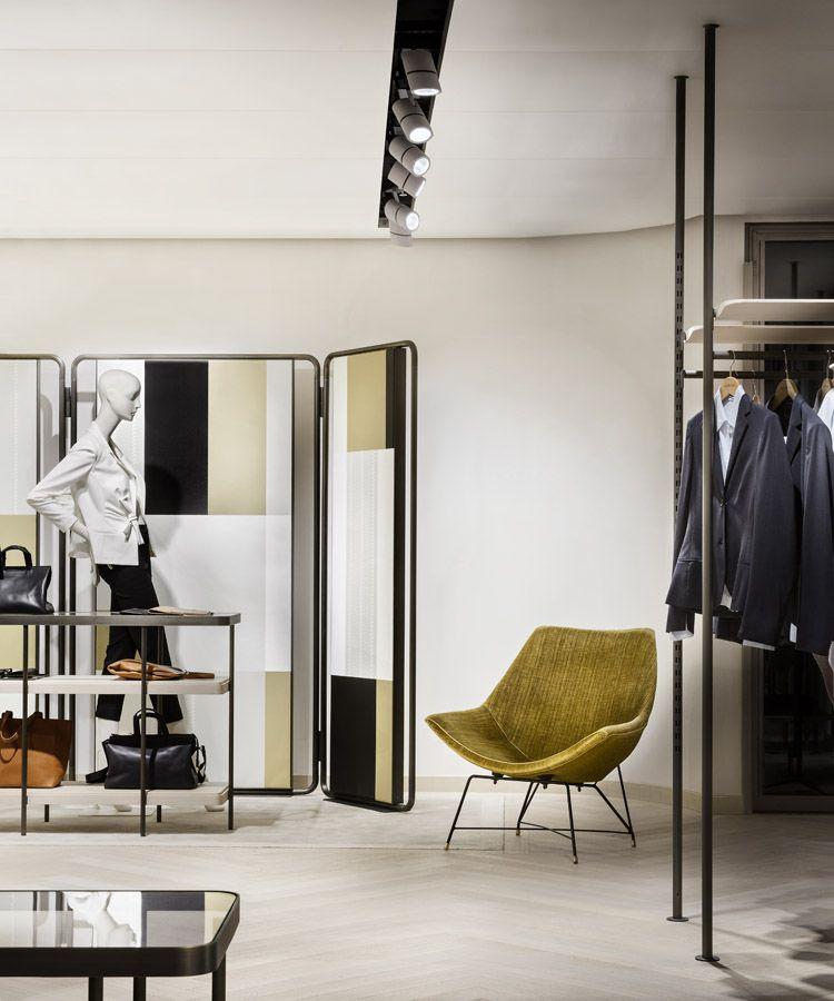 Modissa store zurich shops retail exhibit for Fliesen cloppenburg