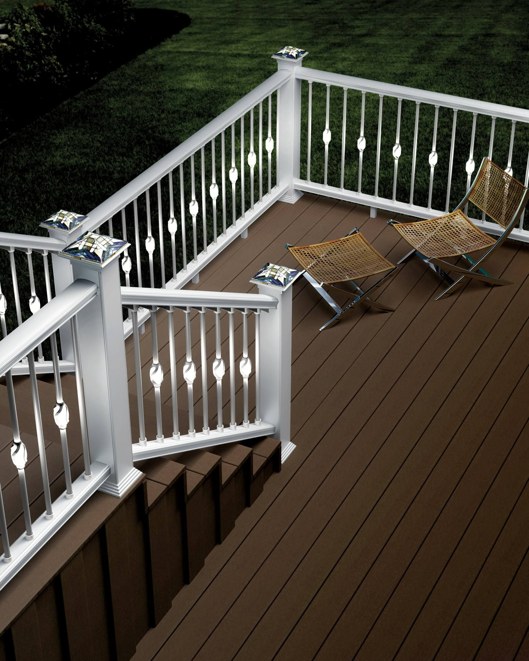 15 awesome deck lighting ideas to lighten up your deck on awesome deck patio outdoor lighting ideas that lighten up your space id=77536
