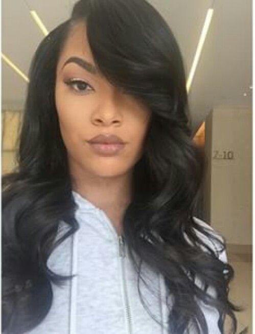 Meghan James Bgc Hair Weave Killa Pinterest Make Up Hair