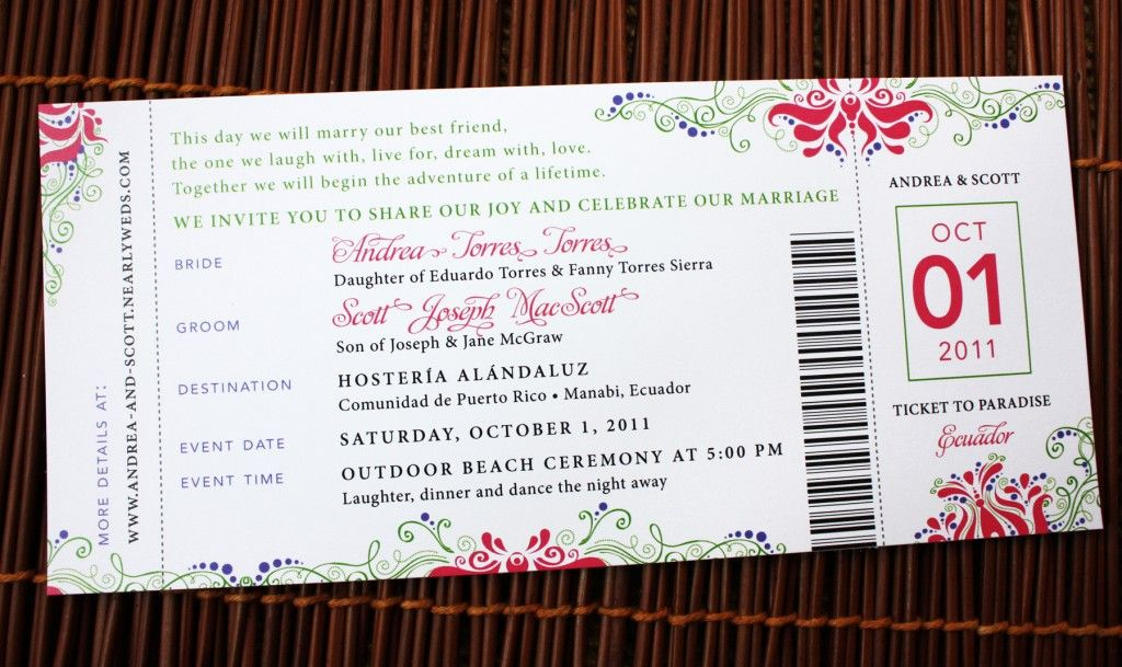 Doc736298 Plane Ticket Invitation Template air ticket – Invitation Ticket