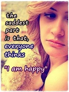 Download Saddest Part 240 X 320 Wallpapers Alone Girl Single