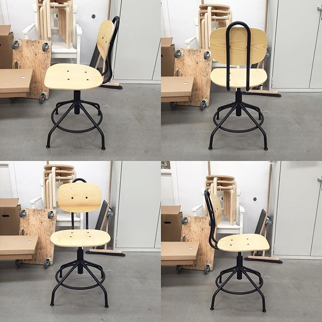 we just got this lovely new kullaberg chair in i m going to buy it