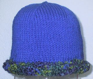 Boucle Roll Brim Hat