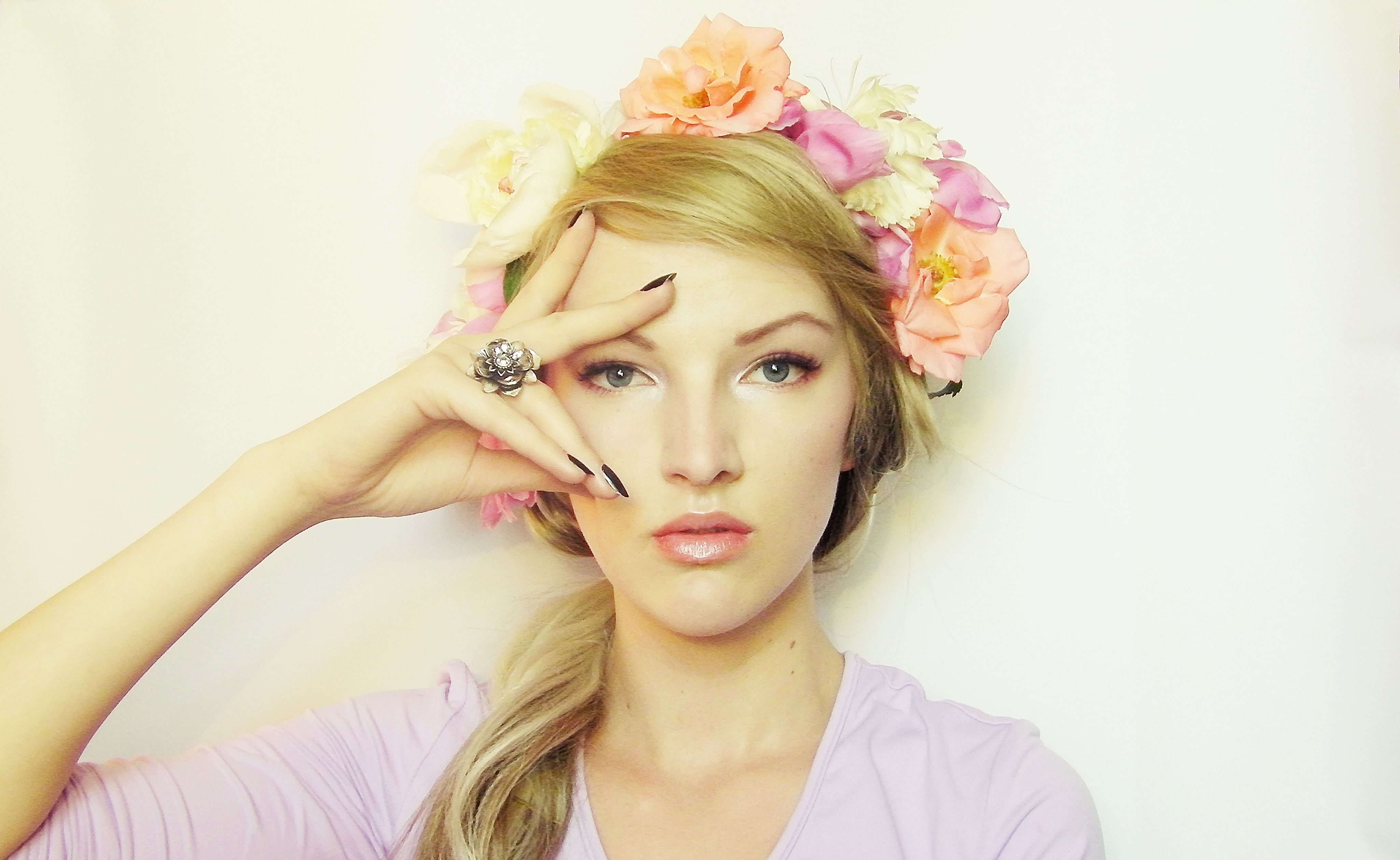 LEE HI (이하이) ROSE makeup Rose makeup, Asian style, Makeup