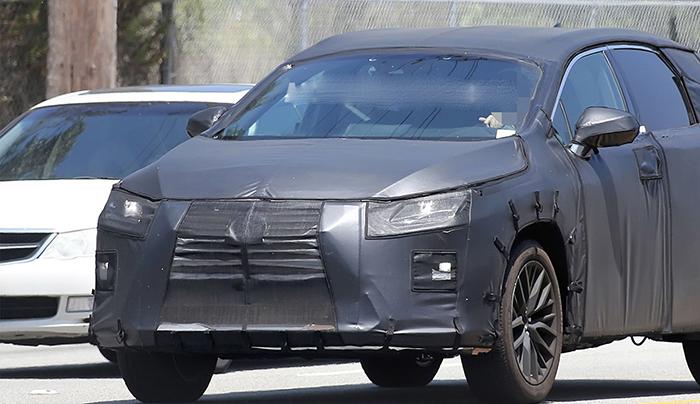 2020 Lexus Gx Spy Shots Rumors Release Date Price Lexus Gx Lexus Spy