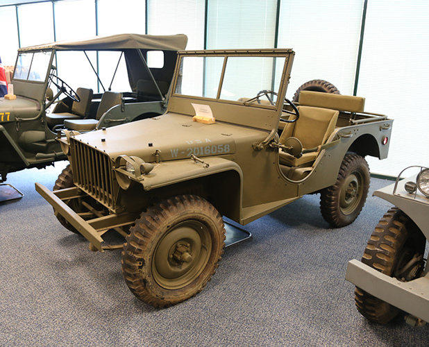 1941 Bantam Brc 40 Jeep Willys Willys Mb