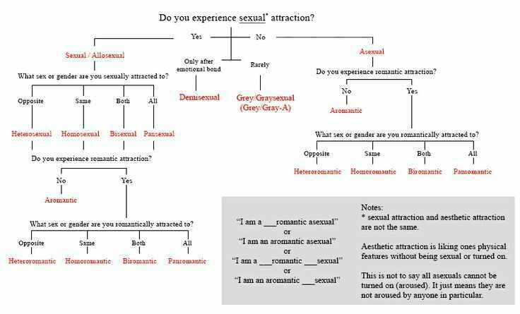 What is a heteroromantic demisexual