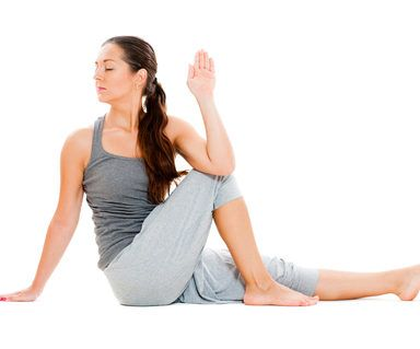 what can lower blood pressure within minutes  yoga poses