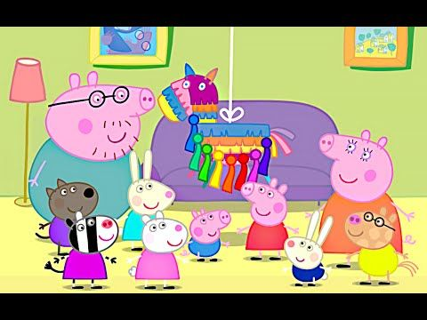 HD Peppa Pig Full English Episodes Games Compilation Pocoyo