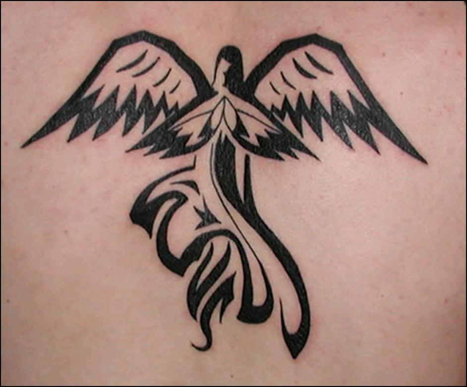 A Nice Simple Angel Tattoo Angel Tattoo Designs Angel Tattoo For Women Tattoos For Guys